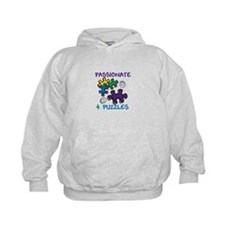 Passionate for Puzzles Hoodie