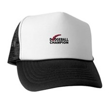 Dodgeball Champion Trucker Hat