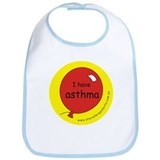 I have asthma-medical alert Bib