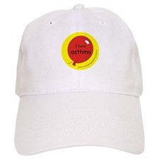 I have asthma-medical alert Baseball Cap