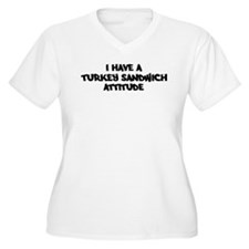 TURKEY SANDWICH attitude T-Shirt