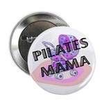 Pilates Mama Button