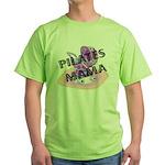 Pilates Mama Green T-Shirt
