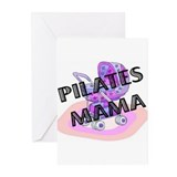 Pilates Mama Greeting Cards (Pk of 10)