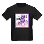 Pilates Mama Kids Dark T-Shirt