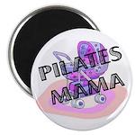 Pilates Mama Magnet
