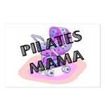 Pilates Mama Postcards (Package of 8)