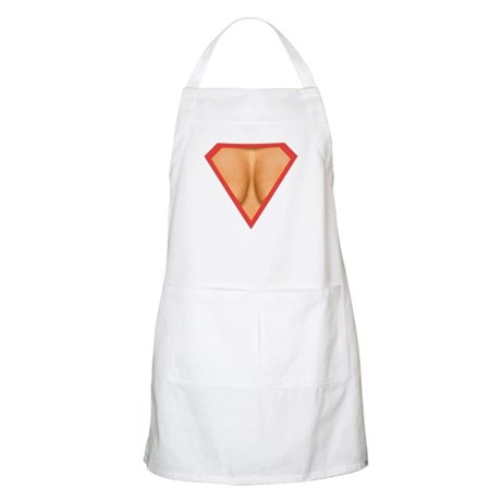 The Cleaver! BBQ Apron