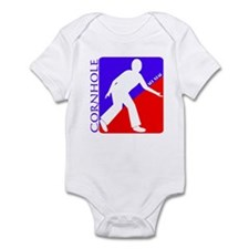Cornhole All Star Infant Bodysuit