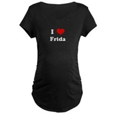 I Love Frida T-Shirt