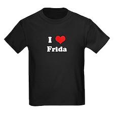 I Love Frida T