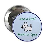 "Cool Save life 2.25"" Button (10 pack)"