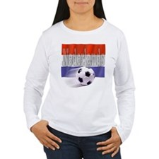 Soccer Flag Nederlands T-Shirt