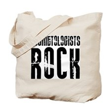 Cosmetologists Rock Tote Bag