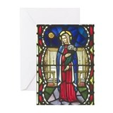 Blessed Virgin Mary Greeting Cards (Pk of 10)