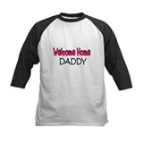 welcome home daddy pink acu Tee