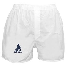 Dirt Rider Boxer Shorts
