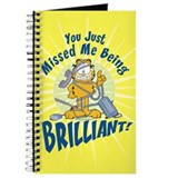 Brilliant Garfield Journal