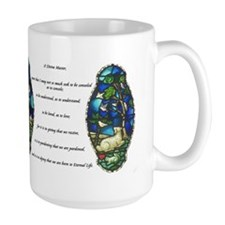 St Francis of Assisi Mug