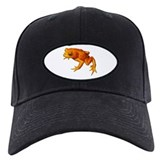 Golden Toad (Bufo Periglenes) Baseball Hat