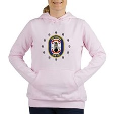 USS Helena SSN-725 Women's Hooded Sweatshirt