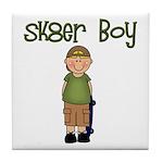 Skater Boy Tile Coaster