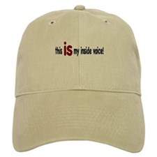 Inside Voice Baseball Cap