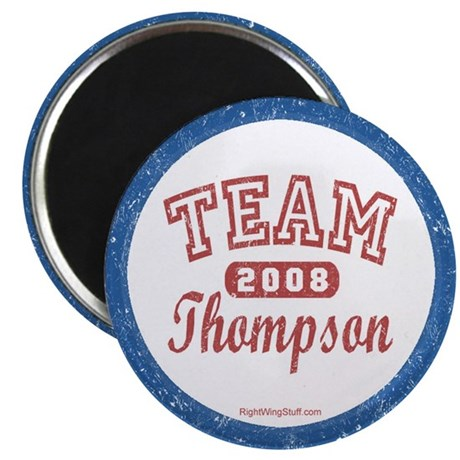 TEAM Thompson 2.25&quot; Magnet (10 pack)