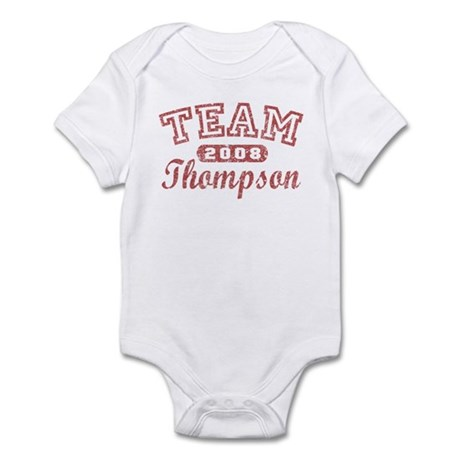 TEAM Thompson Infant Bodysuit
