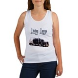 Living Large Women's Tank Top