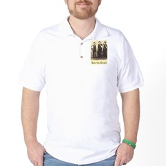 Dodge City Marshals Golf Shirt