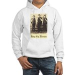 Dodge City Marshals Hooded Sweatshirt