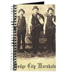 Dodge City Marshals Journal