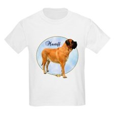 Mastiff(apr) Portrait T-Shirt