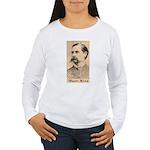 Wyatt Earp Women's Long Sleeve T-Shirt