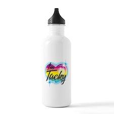 Cute Airbrush Water Bottle