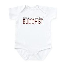 I think, therefore I am... Infant Bodysuit