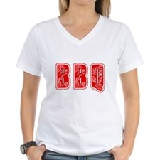 Red White & Blue BBQ Shirt