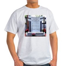 Korean War Memorial, Natick, T-Shirt