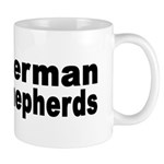I Love German Shepherds Mug