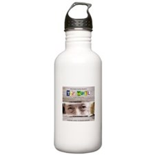 The Mural Poster Water Bottle