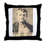 Robert LeRoy Parker Throw Pillow