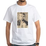 Robert LeRoy Parker White T-Shirt