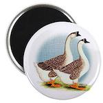 Goose and Gander Magnet