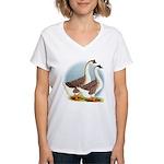 Goose and Gander Women's V-Neck T-Shirt