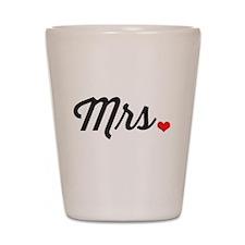 Mrs. Shot Glass