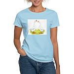 White Chinese Geese Women's Light T-Shirt