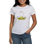 White Chinese Geese Women's T-Shirt