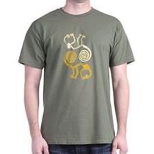 Nazca Monkeys T-Shirt