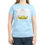 Chinese Goose and Gander Women's Light T-Shirt